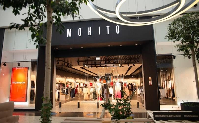 В Новосибирске открылся первый магазин Mohito