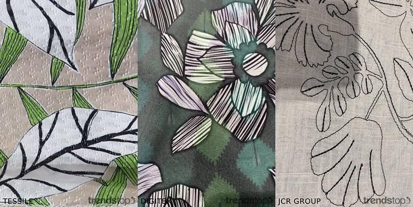 Обзор парижских выставок тканей - Весна-Лето 2021