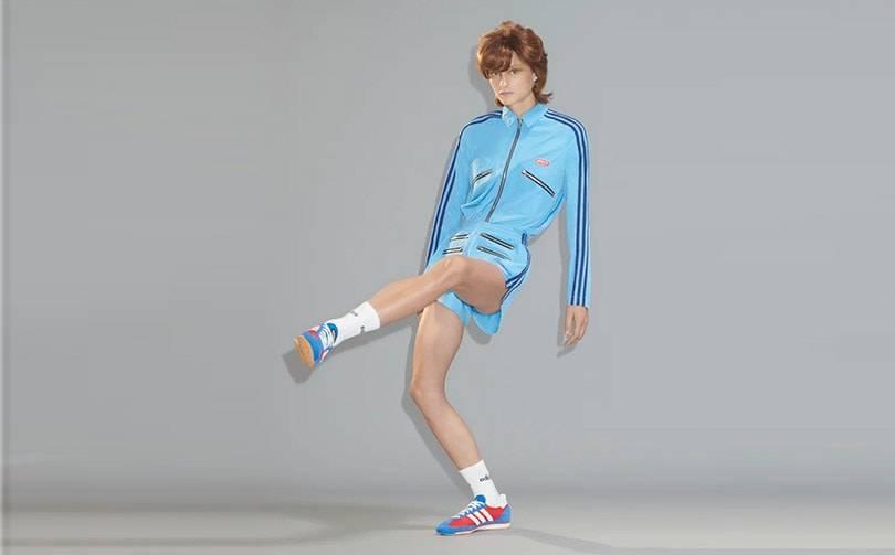 Adidas выпустил коллаборацию со стилистом Лоттой Волковой