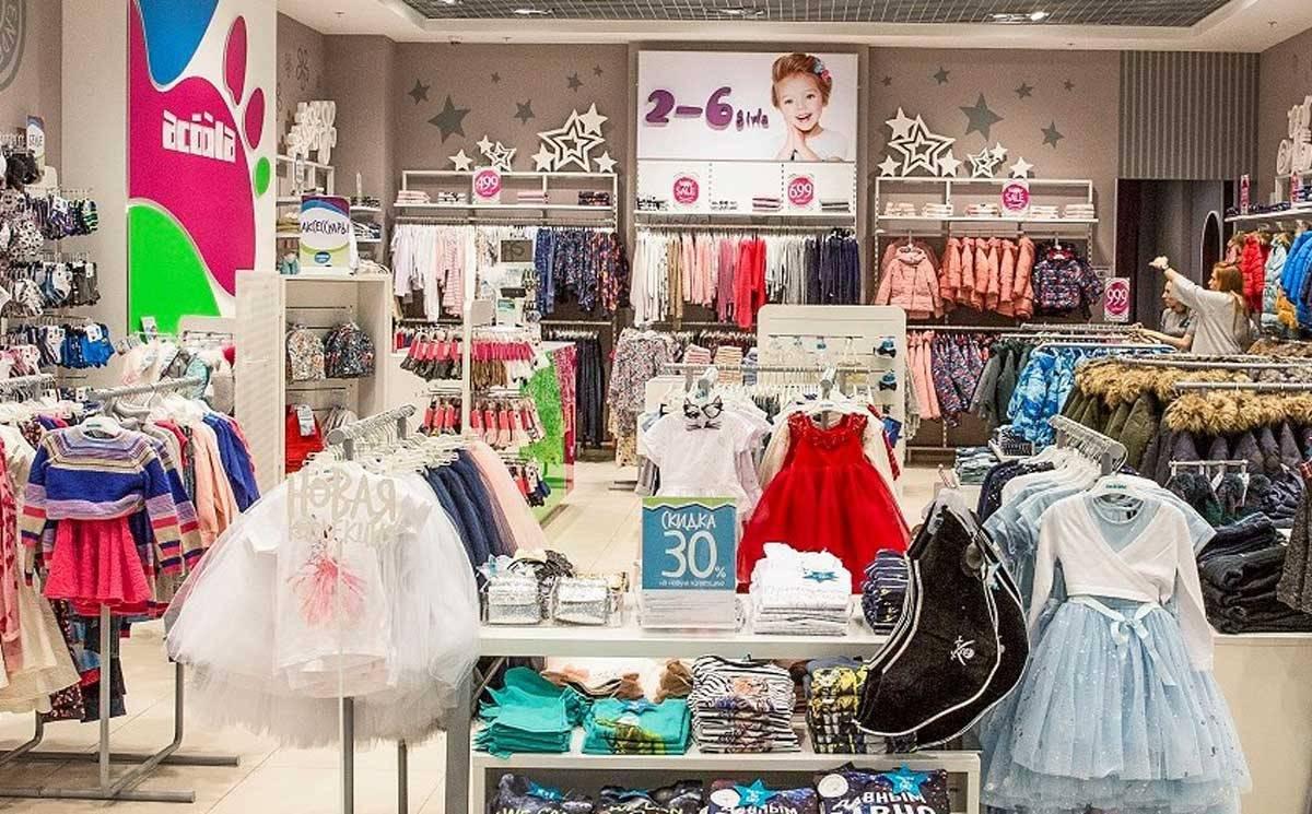 Установлены сроки открытия магазинов одежды в России