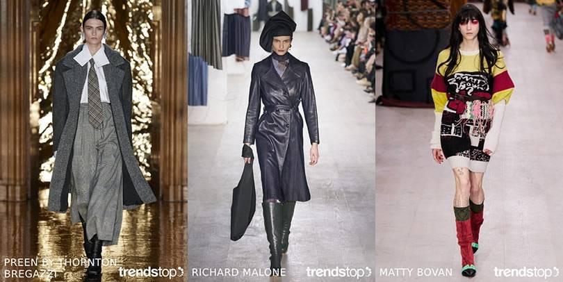 Обзор Недели моды в Лондоне - Осень-Зима 2020-21
