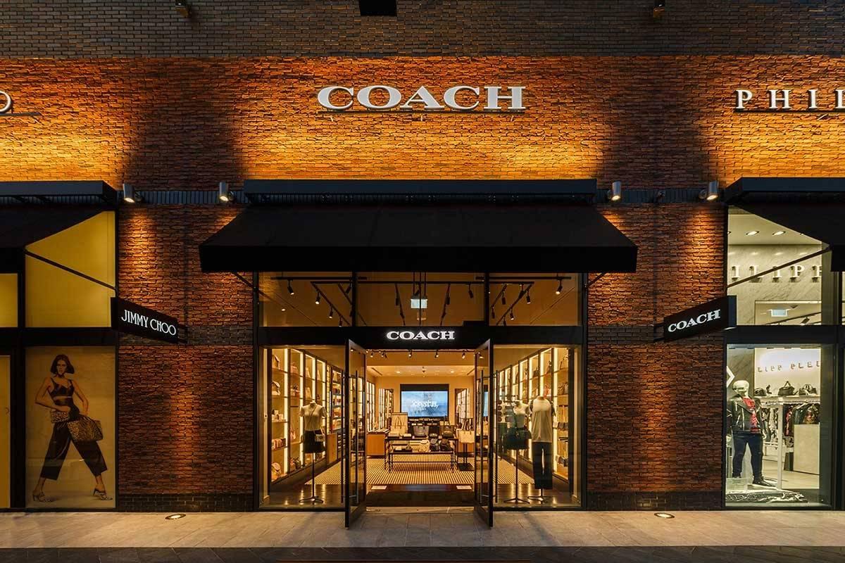 В России открыты первые аутлеты брендов Karl Lagerfeld и Coach