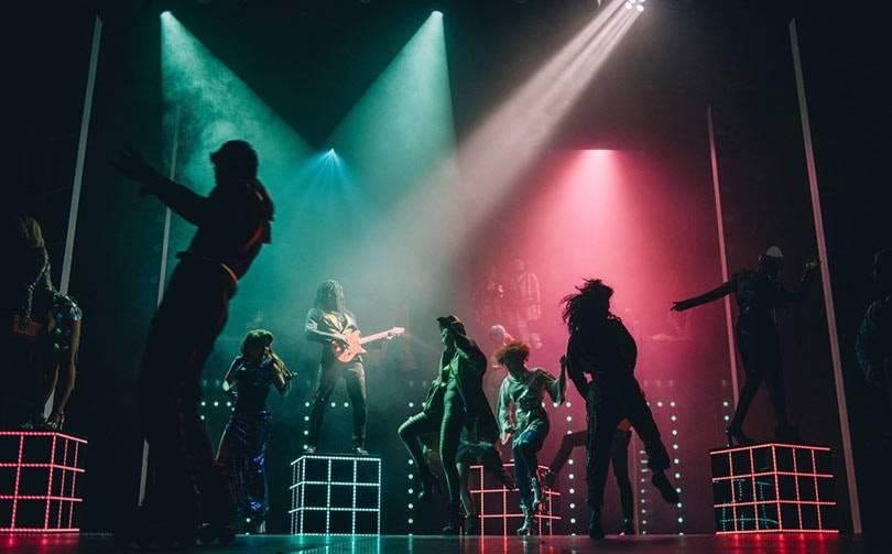 Жан-Поль Готье представил свое шоу в Москве