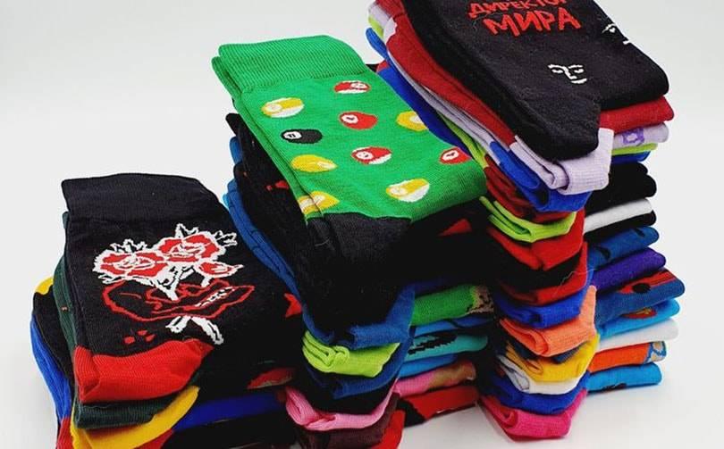St.Friday Socks запускает подписку на носки