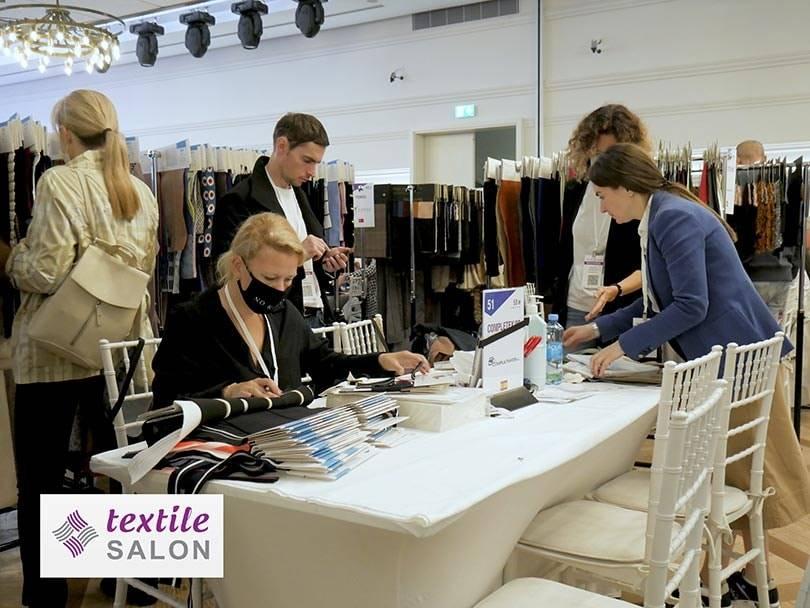 Выставка Textile Salon в Москве - фото