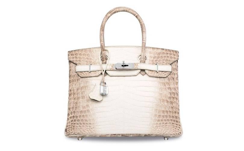 Самые дорогие сумки в мире подешевели вдвое во время пандемии