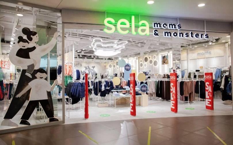 Открыт первый флагманский магазин Sela после ребрендинга