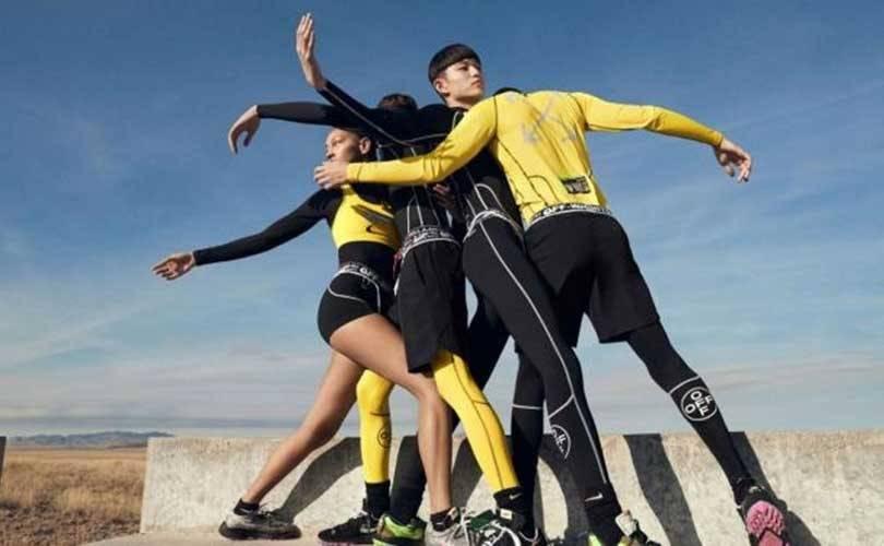 Off-White и Nike выпустили коллекцию одежды для тренировок