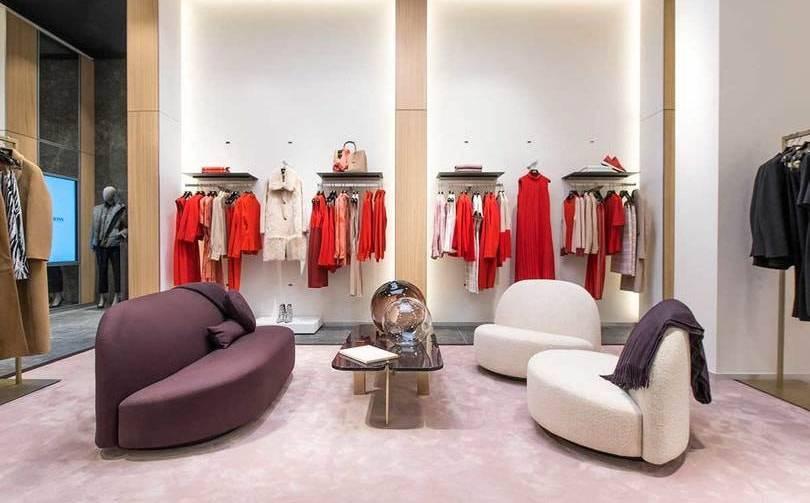 В Москве откроется первый в Европе магазин Boss Woman