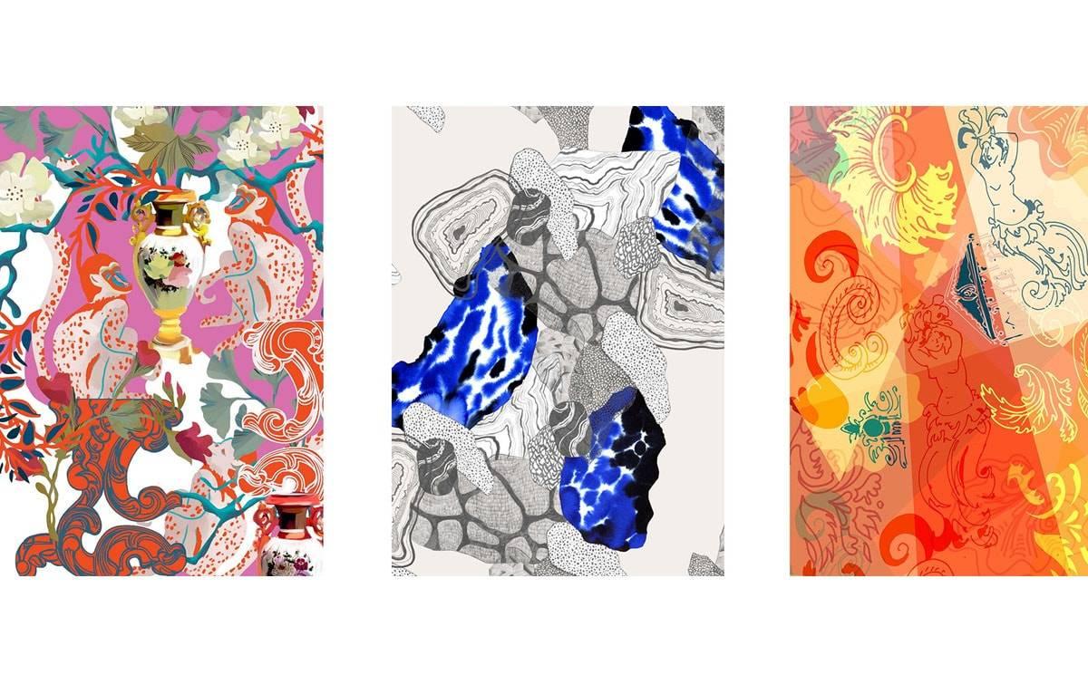 Объявлены победители Textile Design Talents Solstudio Award 2020