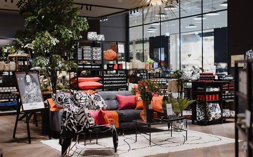 Открылся первый концепт-стор H&M Home в России
