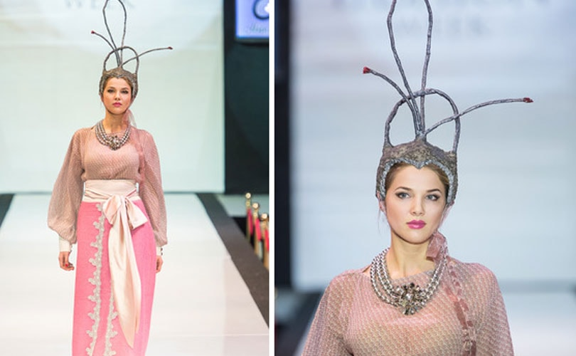 """Русские традиции"" на Estet Fashion Week"