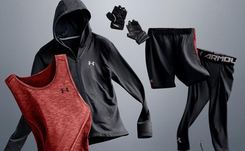 1f768a38 Производитель спортивной одежды Under Armour сокращает рабочие места