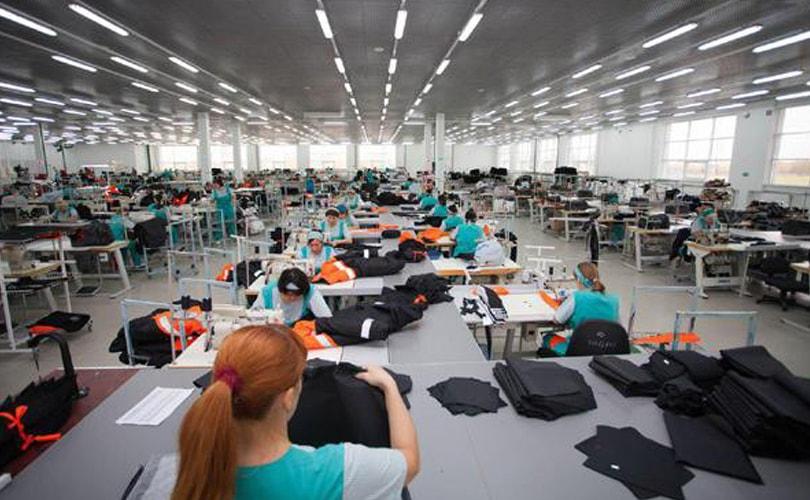 9a4a6fcd5 Сургутнефтегаз открыл крупнейший комплекс по пошиву одежды