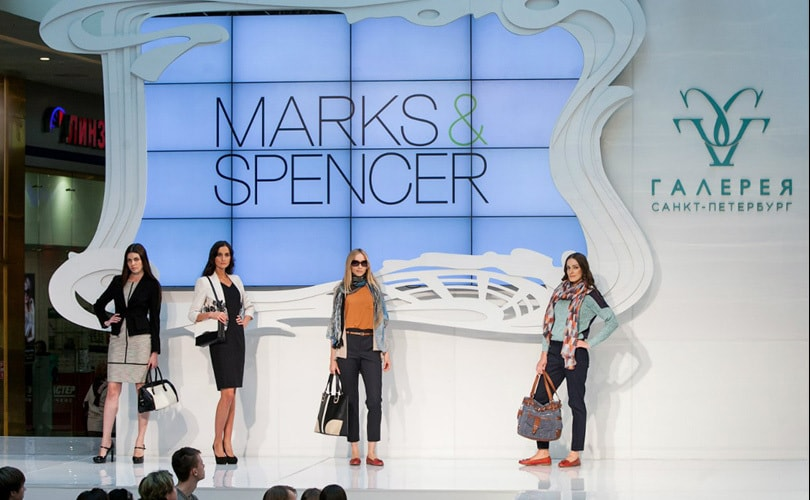 marks spencer domestic market details