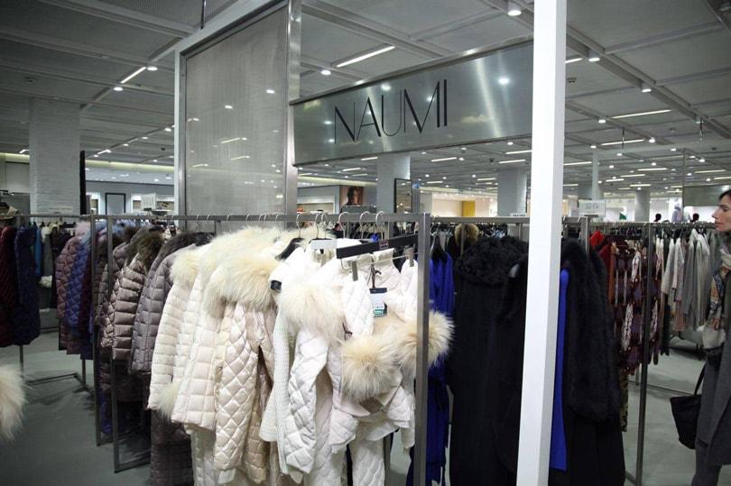 Российский бренд пуховиков Naumi открыл первый официальный магазин в Москве 78c676f771f