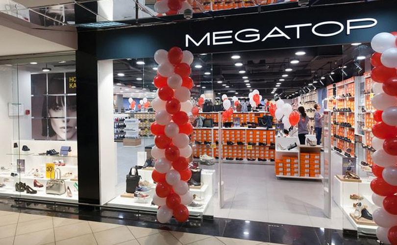 В Москве открылись первые магазины белорусской обувной сети Megatop bd313471a20