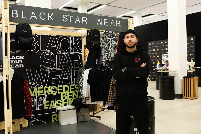 В Манеже откроется Pop-Up Shop MBFW новые фото