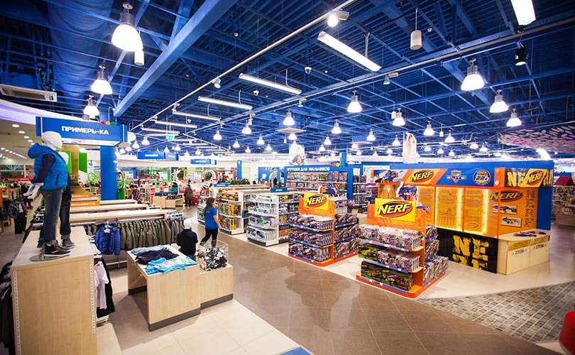 «Детский мир» открыл первый магазин во Владивостоке fa6166870bc