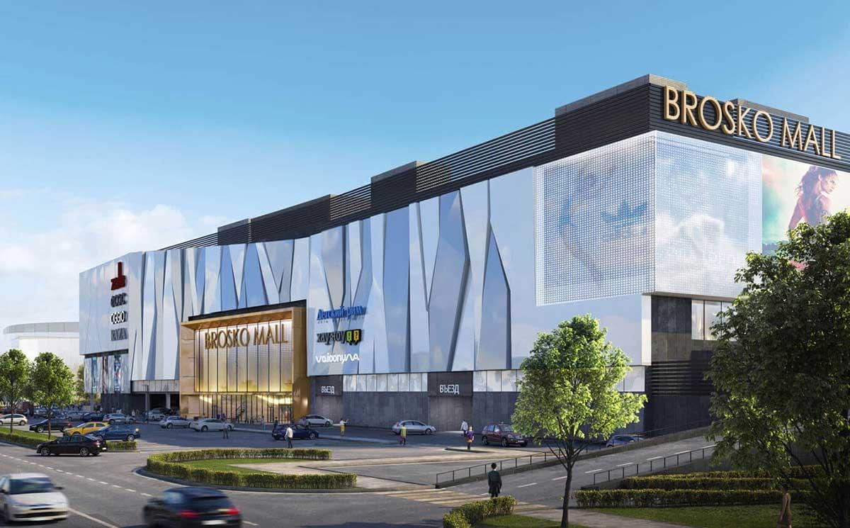 В Хабаровске открывается ТЦ Brosko Mall