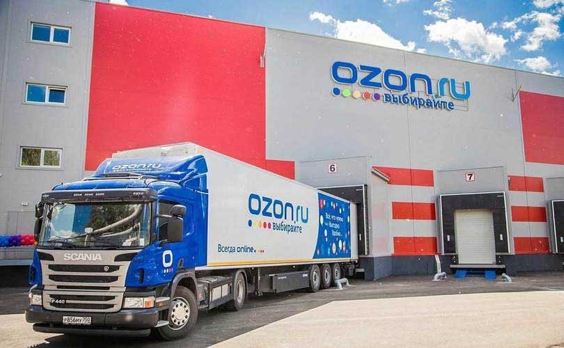 Оборот продаж Ozon в 2019 году составил 81 млрд рублей