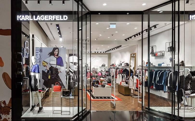 """Karl Lagerfeld открывает новый магазин в """"Авиапарке"""""""