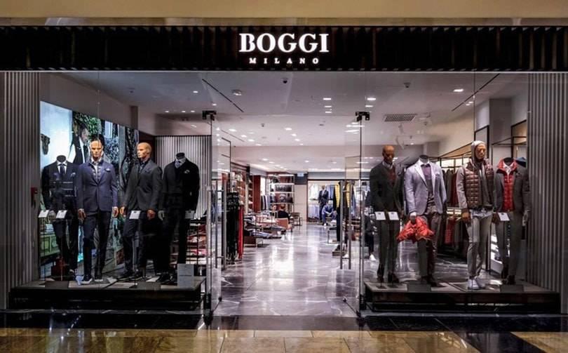 Boggi Milano открывает интернет-магазин с доставкой по России