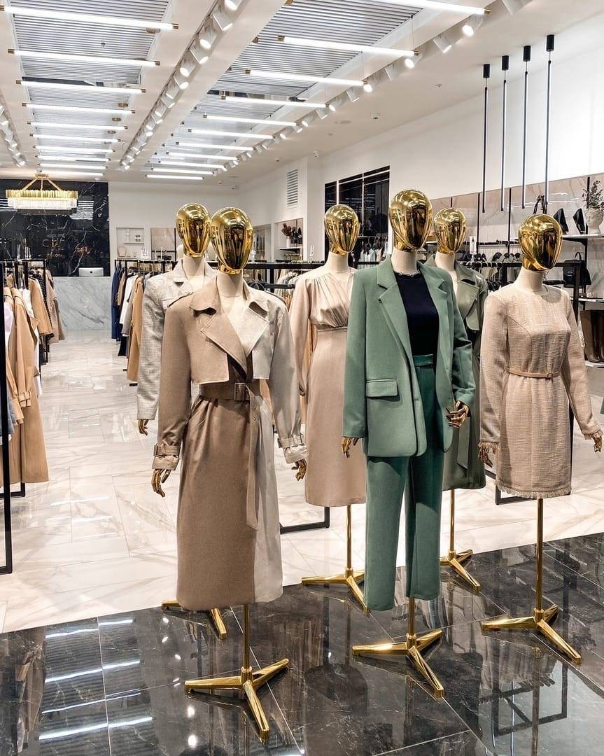 Немецкий бренд одежды Lichi открыл новый магазин в центре Москвы