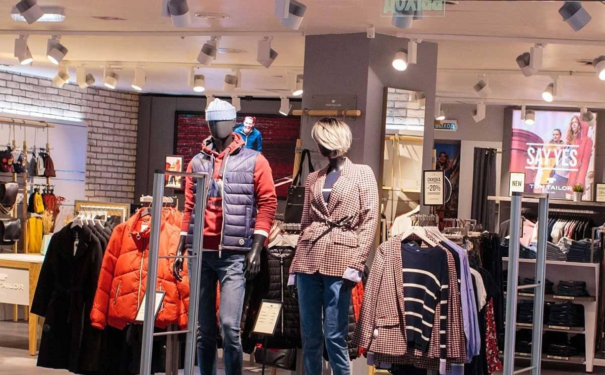 Tom Tailor открыл первый магазин в Иркутске