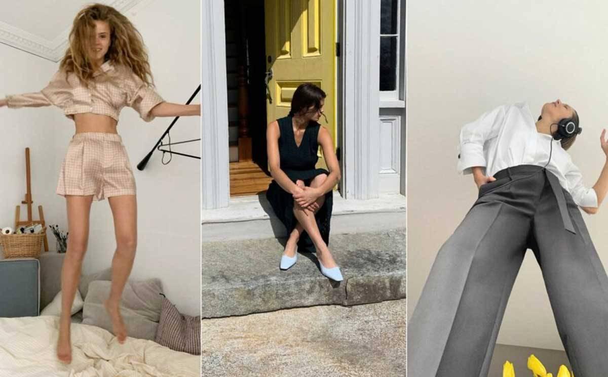 Для нового лукбука Zara модели снялись у себя дома