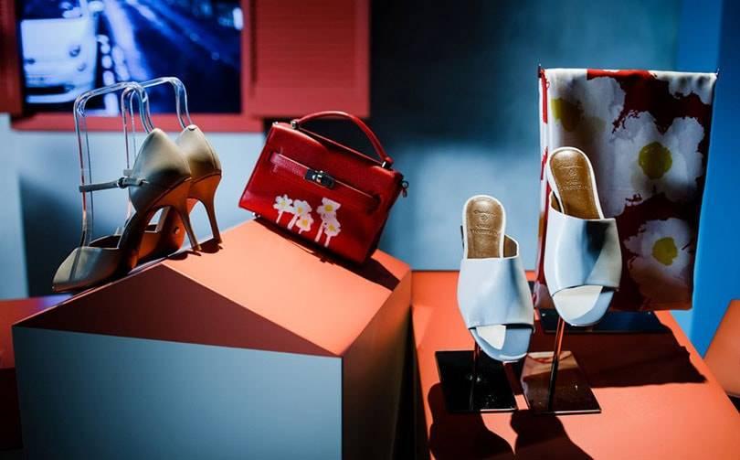 «Эконика» и Юлия Высоцкая выпустили коллекцию обуви и аксессуаров