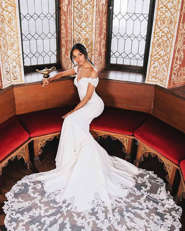 В Disney выпустили коллекцию свадебных платьев, вдохновленную образами принцесс